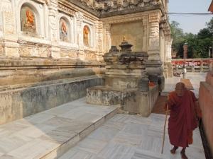 Mahabodhi Temple Bodhgaya  photo : jampa 2011