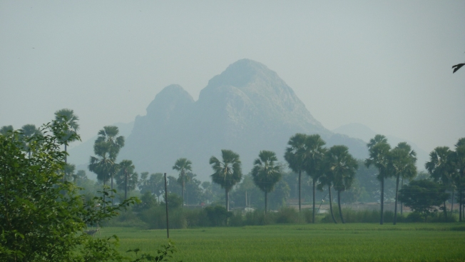 Pragbodhi Hills                                                                    foto: Jampa 2011