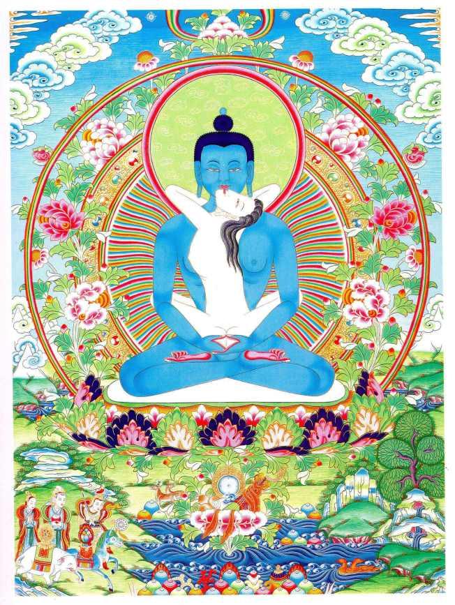 Samantabhadra 1