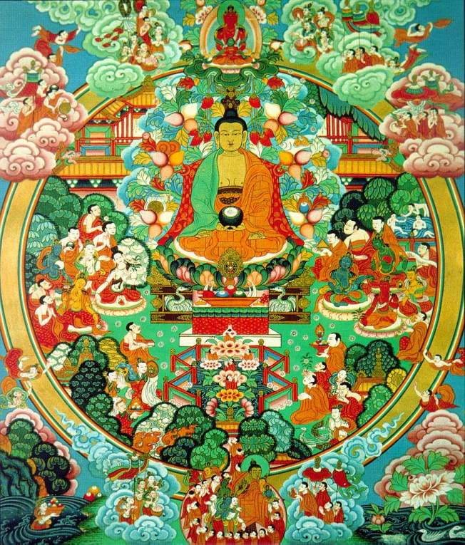 BoeddhaAmithaba