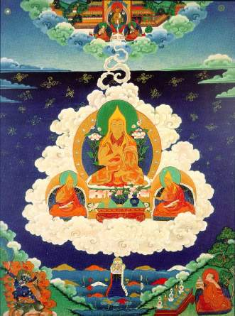 LamaTsongkhapa